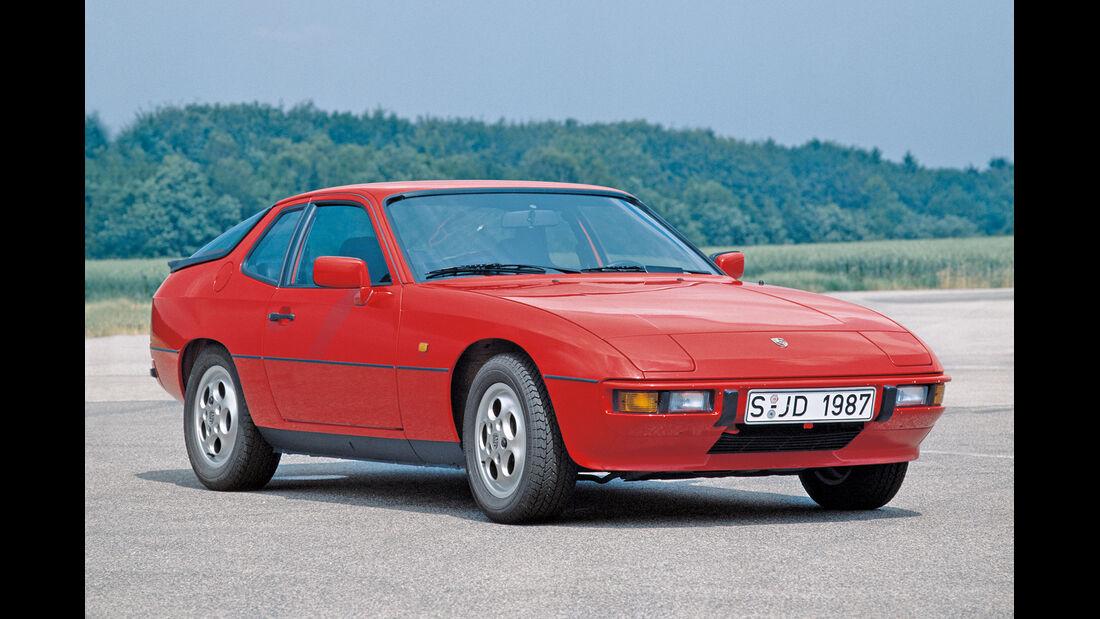 Alltags-Youngtimer, Porsche 924 S