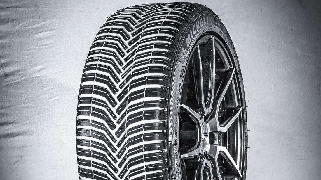 Allwetterreifentest, Michelin