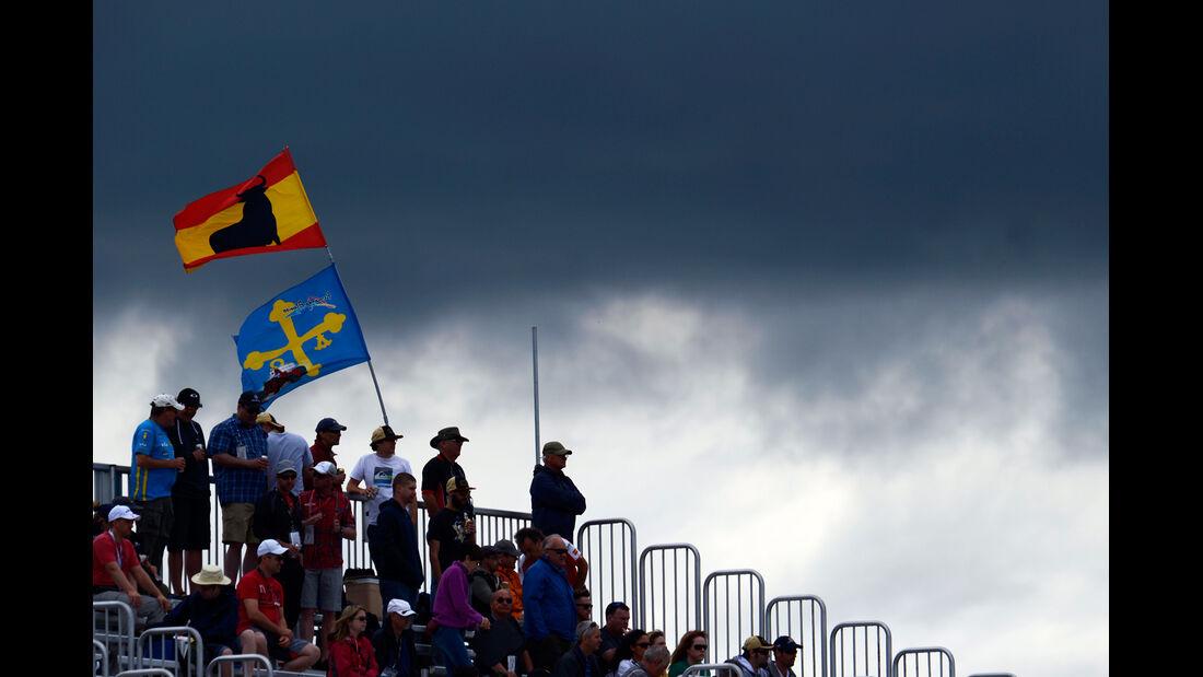 Alonso-Fans - Formel 1 - GP Kanada - Montreal - 6. Juni 2014