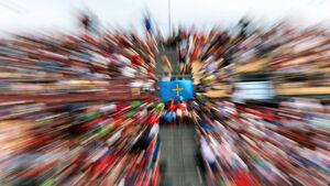 Alonso-Fans - Formel 1 - GP Spanien - Barcelona - 10. Mai 2014