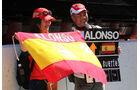 Alonso-Fans - GP Japan - Suzuka - 6. Oktober 2011