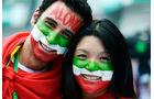 Alonso-Fans - GP Malaysia 2014