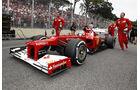 Alonso Ferrari GP Brasilien 2012