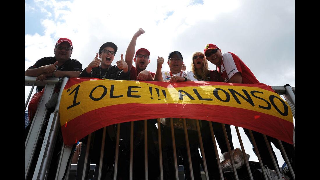 Alonso - GP Kanada 2013