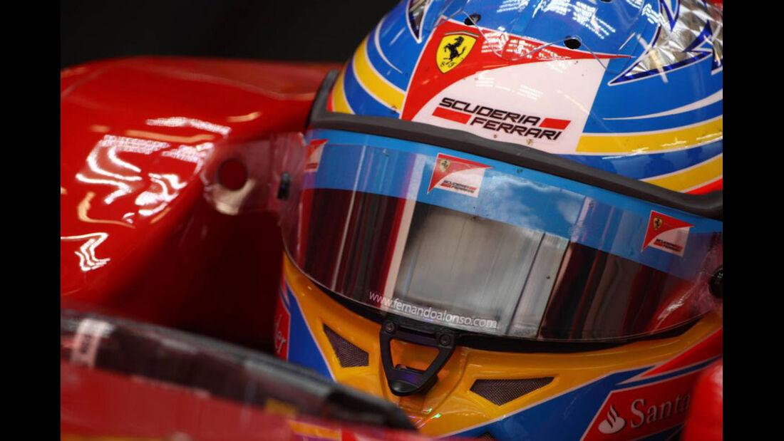 Alonso GP Spanien 2011