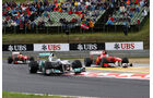 Alonso - GP Ungarn - Formel 1 - 31.7.2011 - Highlights