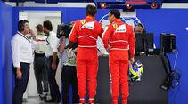 Alonso & Massa - Formel 1 - GP Korea - 5. Oktober 2013