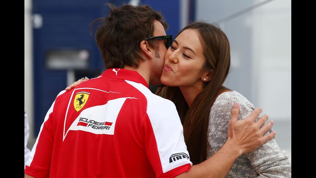 Alonso & Michibata - Formel 1 - GP Deutschland - 4. Juli 2013