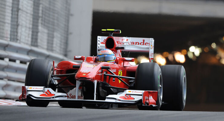 Alonso - Monaco 2010