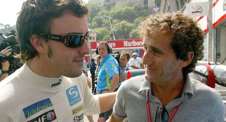 Alonso & Prost