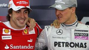 Alonso & Schumacher