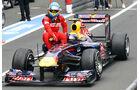 Alonso Webber GP Deutschland 2011