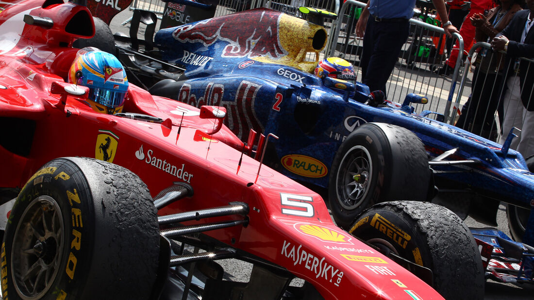 Alonso Webber GP England 2012
