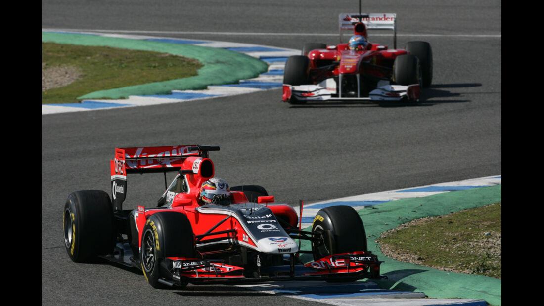 Alonso vs. D'Ambrosio