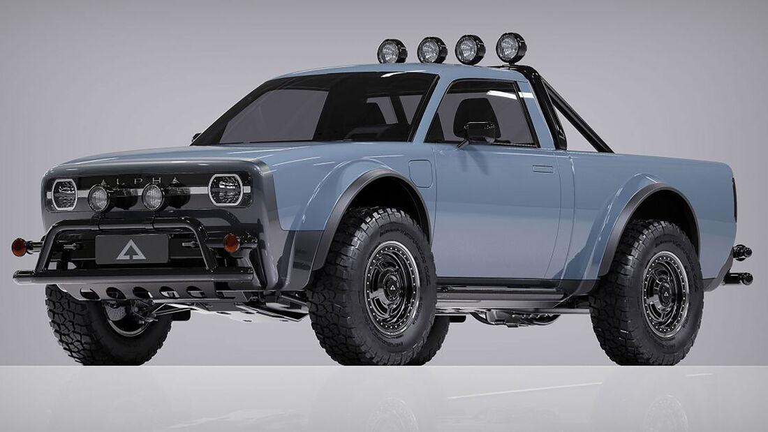 Alpha Ace Wolf Pickup