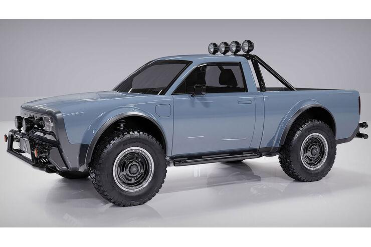 Alpha Ace Wolf Pickup: Der Wolf zeigt die Ladefläche - auto motor und sport