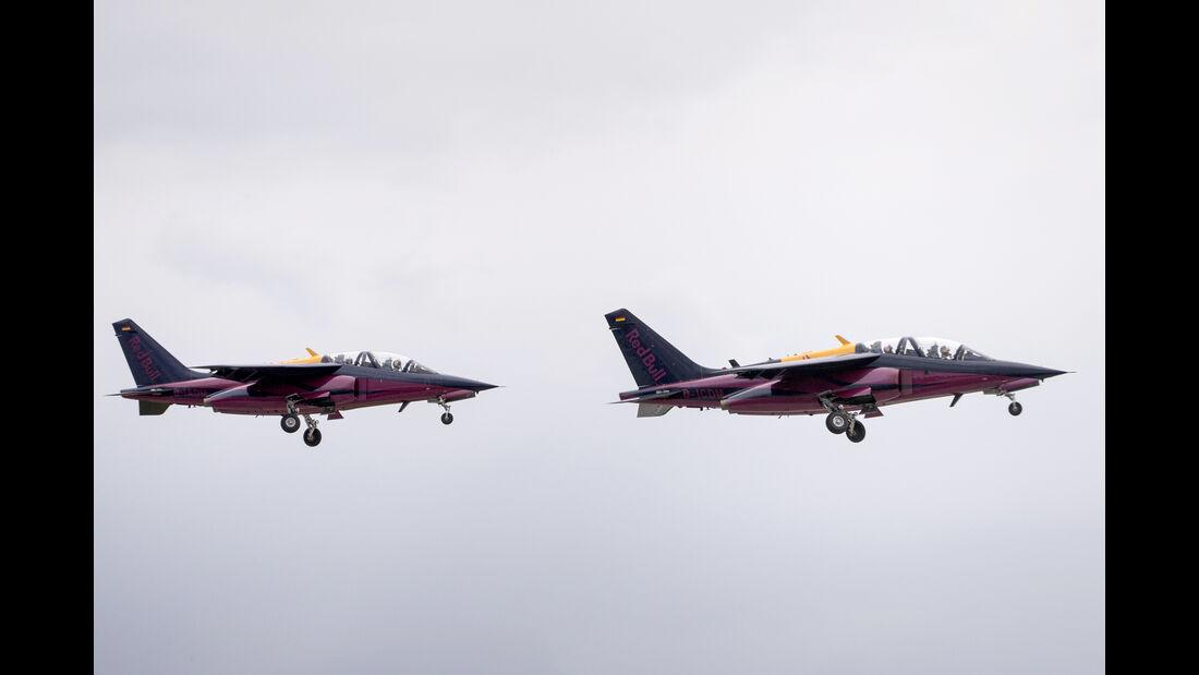 Alpha Jet - Red Bull