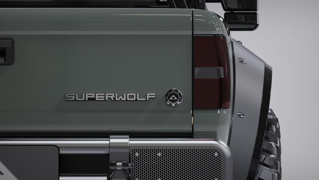Alpha Motors Superwolf