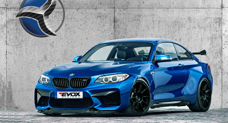 bmw m2 tuning von alpha n ein 2er mit 480 ps auto motor und sport. Black Bedroom Furniture Sets. Home Design Ideas