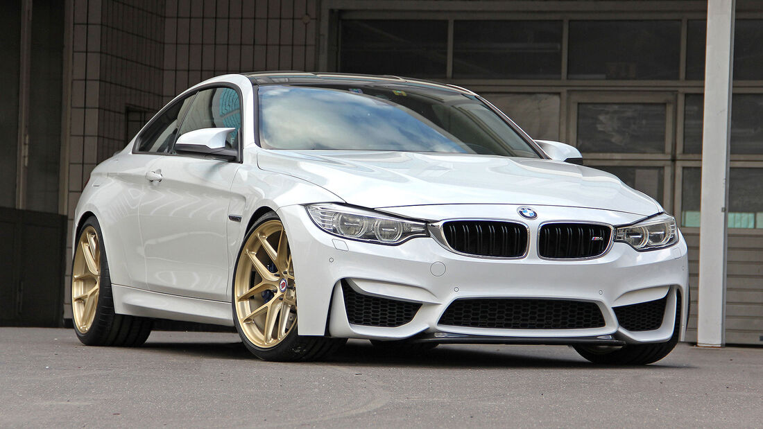 Alpha-N Performance BMW M4 CRT