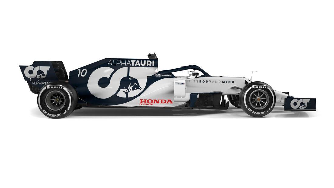Alpha Tauri AT01 - F1-Auto 2020