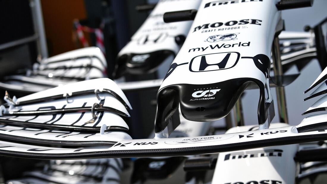 Alpha Tauri - Formel 1 - GP Australien - Melbourne - 11. März 2020