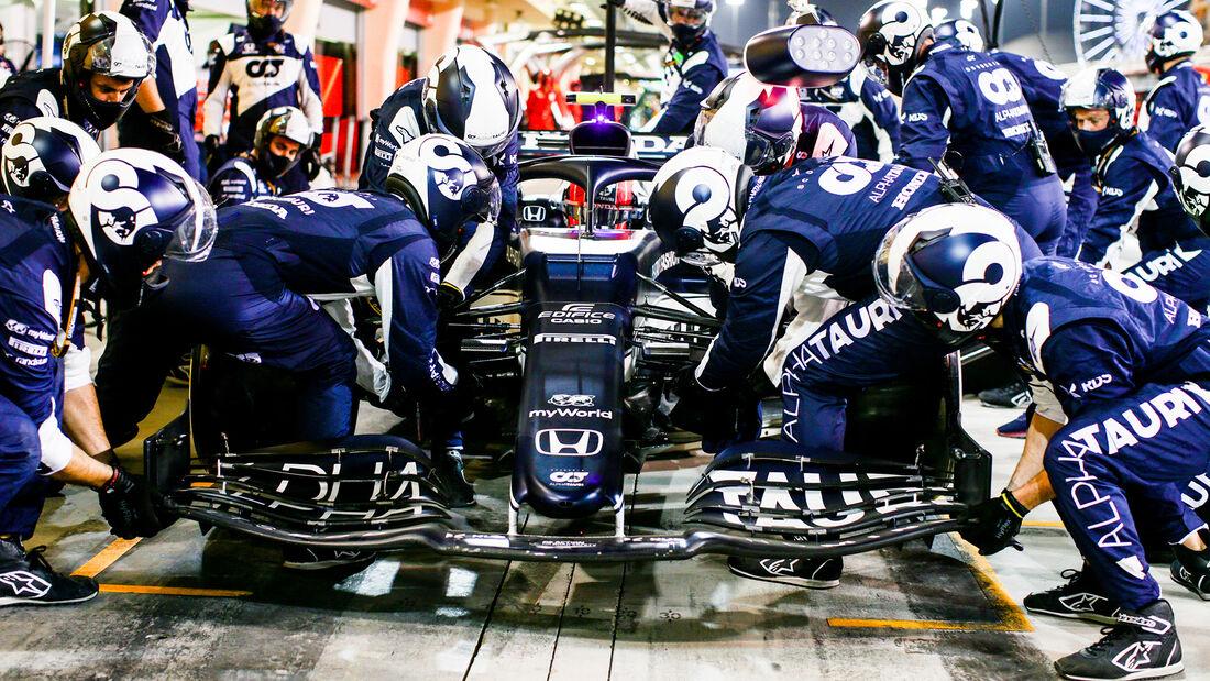 Alpha Tauri - Formel 1 - GP Bahrain 2021