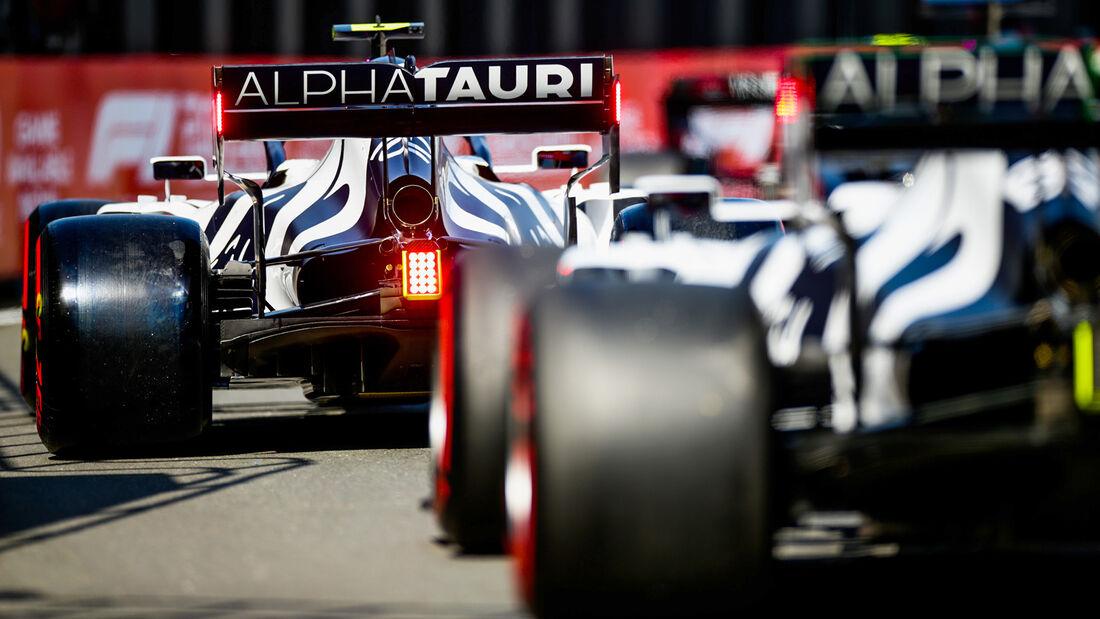 Alpha Tauri - Formel 1 - GP England 2020