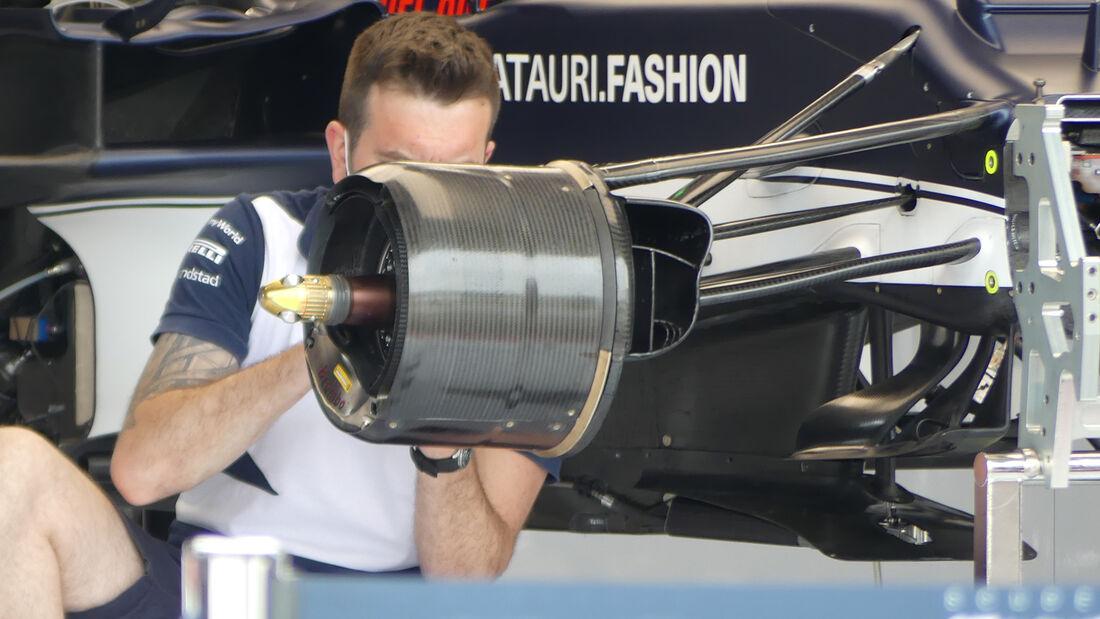 Alpha Tauri - Formel 1 - GP Frankreich - 17. Juni 2021