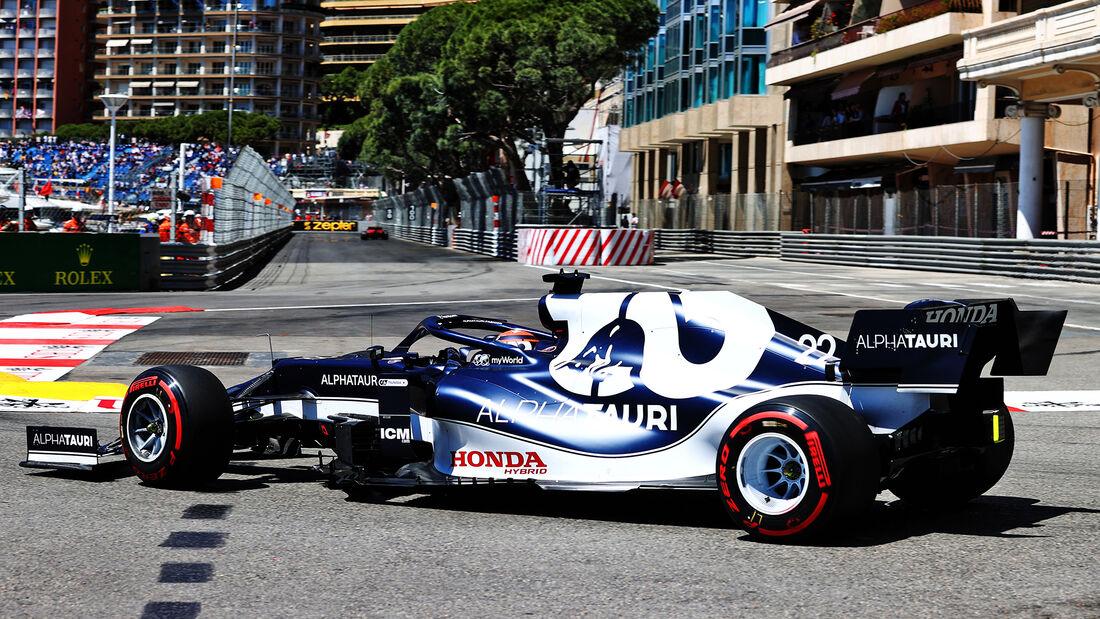 Alpha Tauri - Formel 1 - GP Monaco - 2021