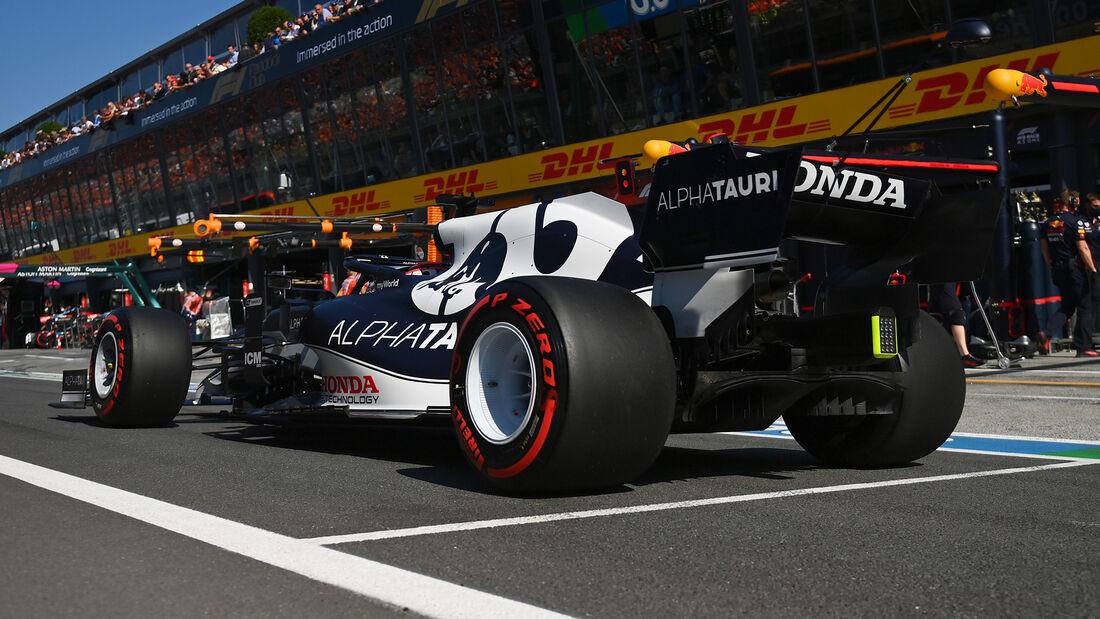 Alpha Tauri - Formel 1 - GP Niederlande - Zandvoort - 2021