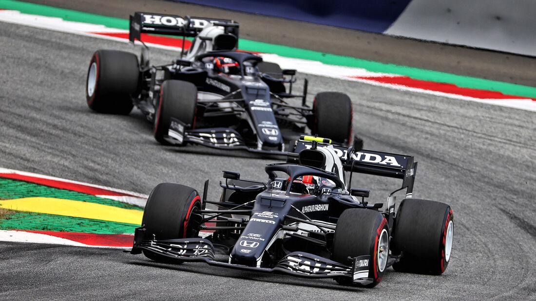 Alpha Tauri - Formel 1 - GP Österreich 2021