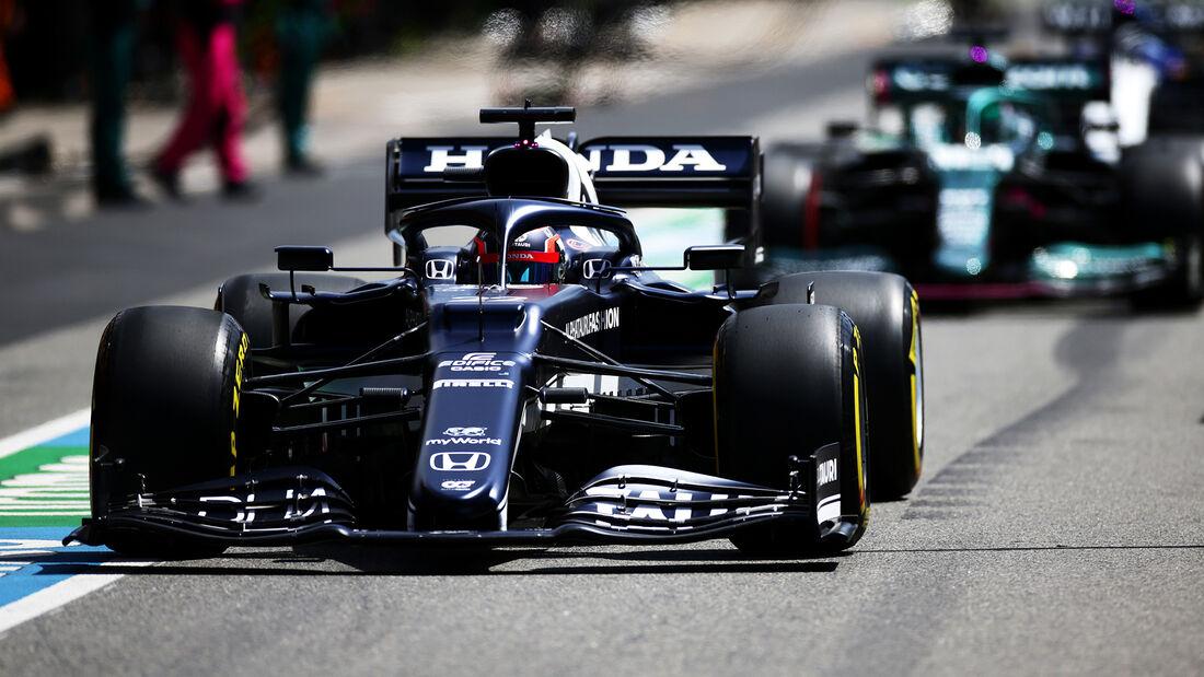 Alpha Tauri - Formel 1 - GP Portugal 2021