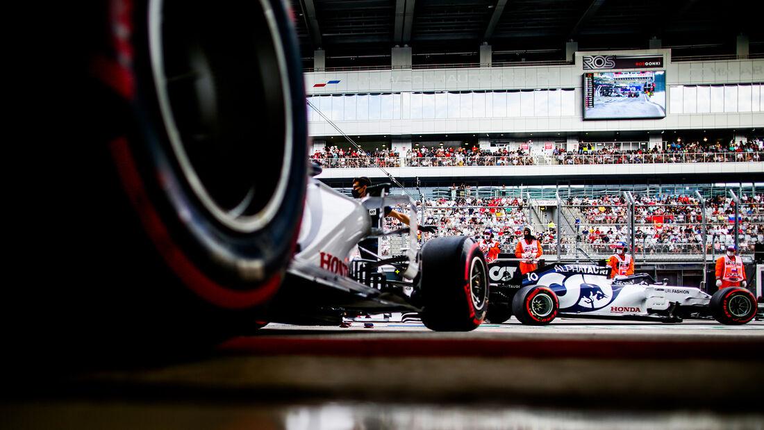 Alpha Tauri - Formel 1 - GP Russland 2020