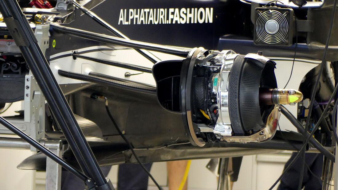 Alpha Tauri - Formel 1 - GP Russland - Sotschi - Donnerstag - 23.09.2021