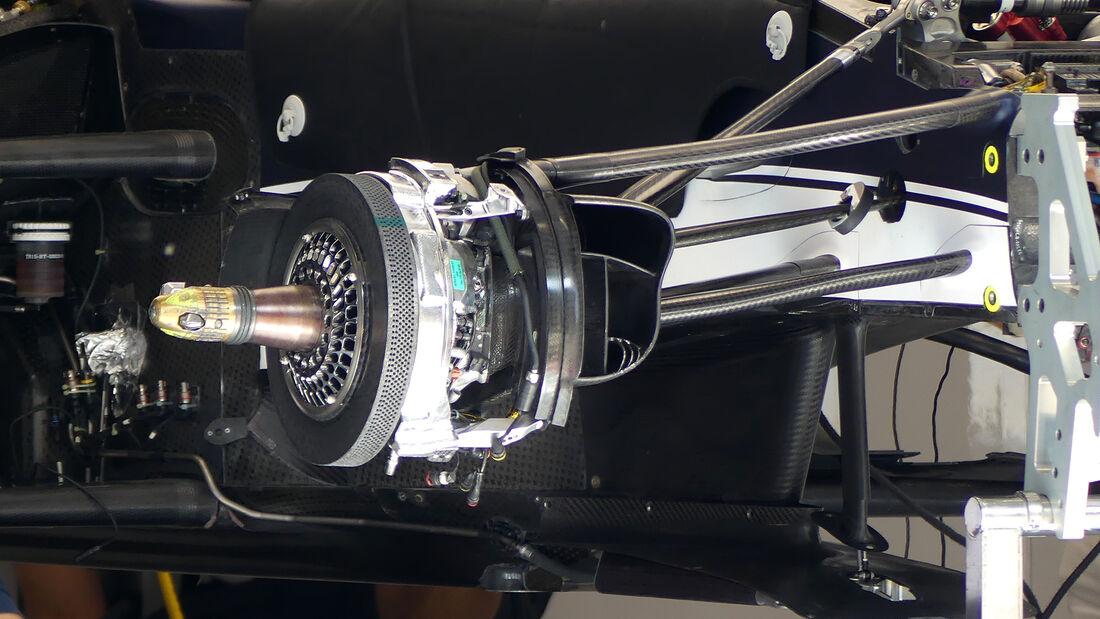 Alpha Tauri - Formel 1 - GP Spanien - Donnerstag - 6.5.2021