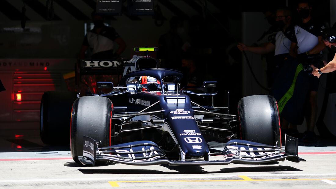Alpha Tauri - Formel 1 - GP Steiermark - Spielberg - 2021