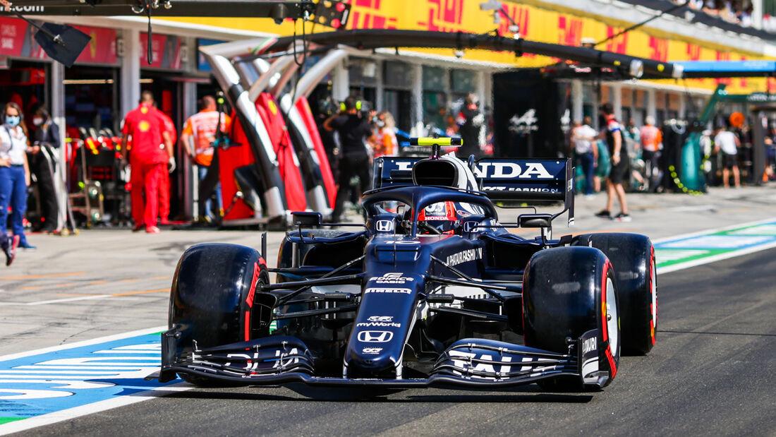 Alpha Tauri - Formel 1 - GP Ungarn 2021