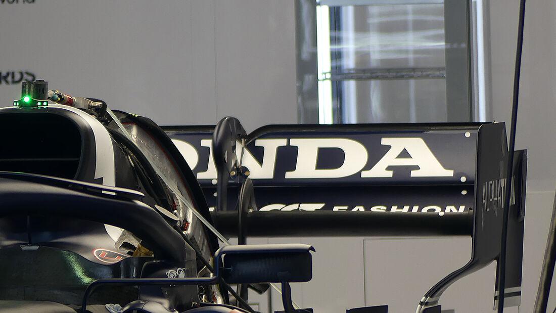 Alpha Tauri - Formel 1 - GP Ungarn - Budapest - Donnerstag - 29. Juli 2021