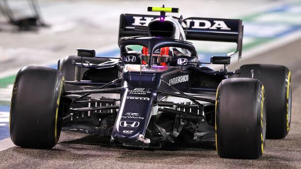 Alpha Tauri - GP Bahrain 2021