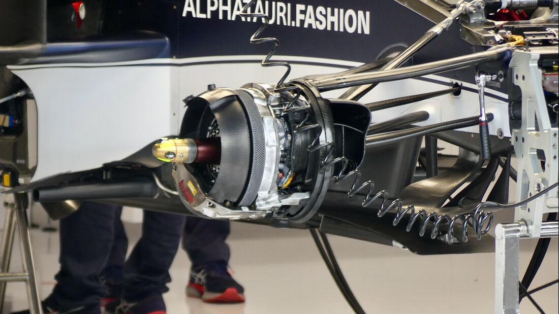 Alpha Tauri - GP Belgien - Spa-Francorchamps - 26. August 2021