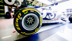 Alpha Tauri - GP England 2020
