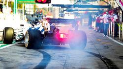 Alpha Tauri - GP Italien 2020