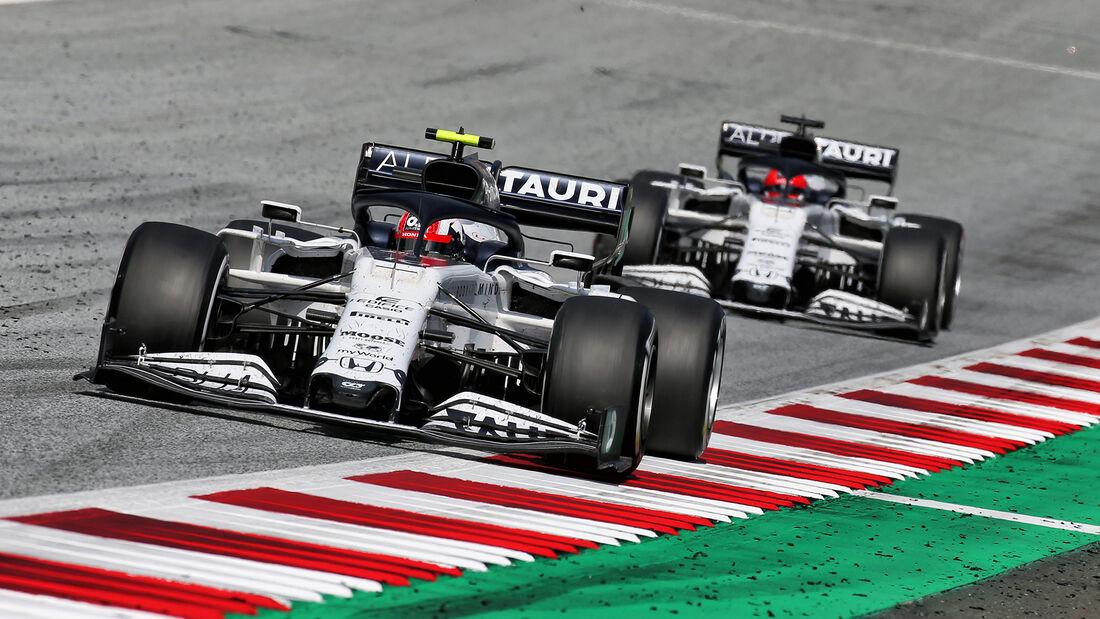 Alpha Tauri - GP Steiermark - Österreich - 2020