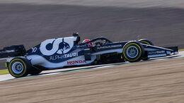 Alpha Tauri - Shakedown - Formel 1 - 2021