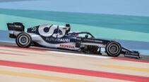 Alpha Tauri - Technik-Details - Formel 1 - 2021
