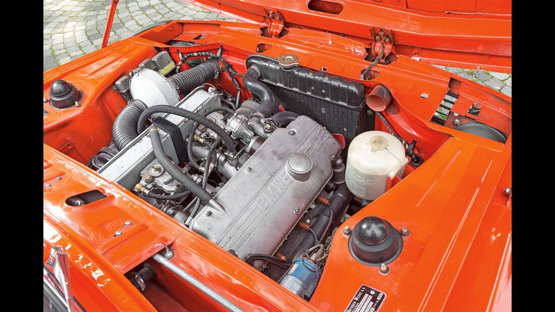 Alpina 1600 Cabrio Motor