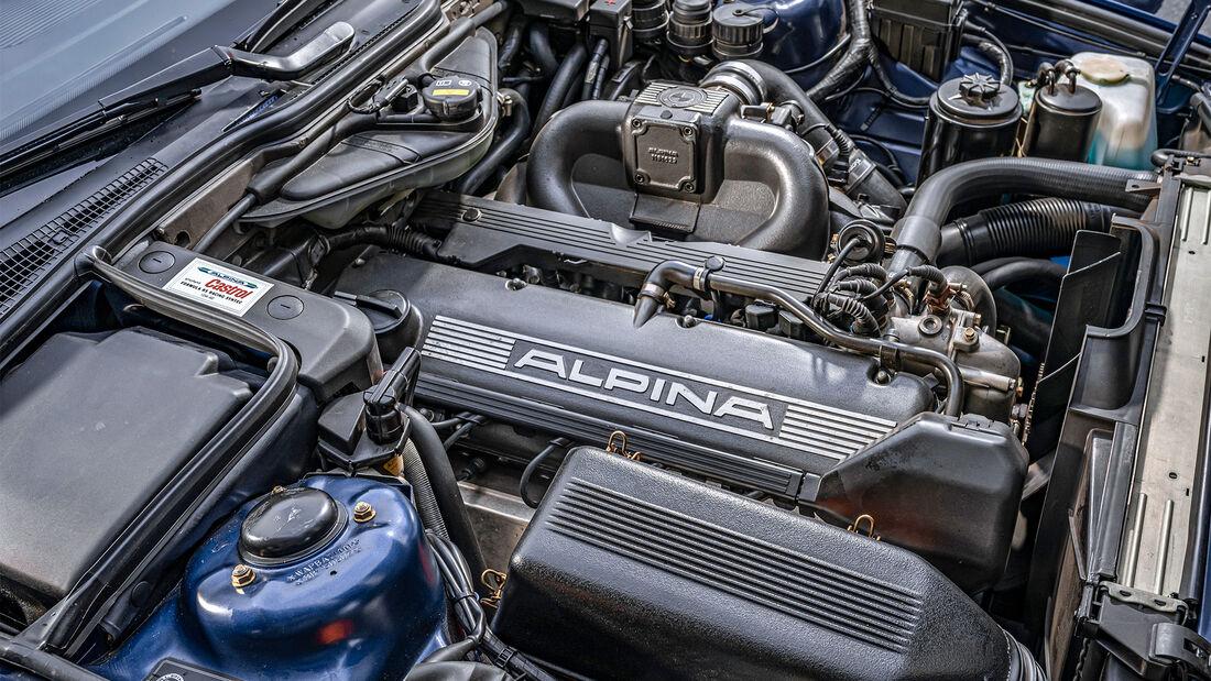 Alpina B10 Biturbo Test, ams 1420