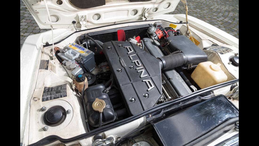 Alpina B2 Motor