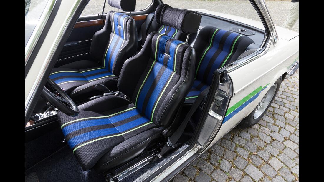 Alpina B2 Sitze
